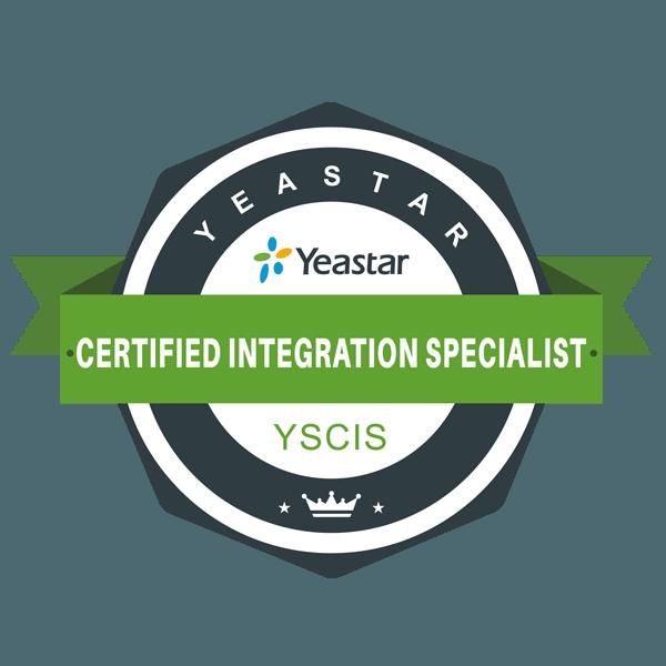 Yeastar-Certified-Integration-Specialist